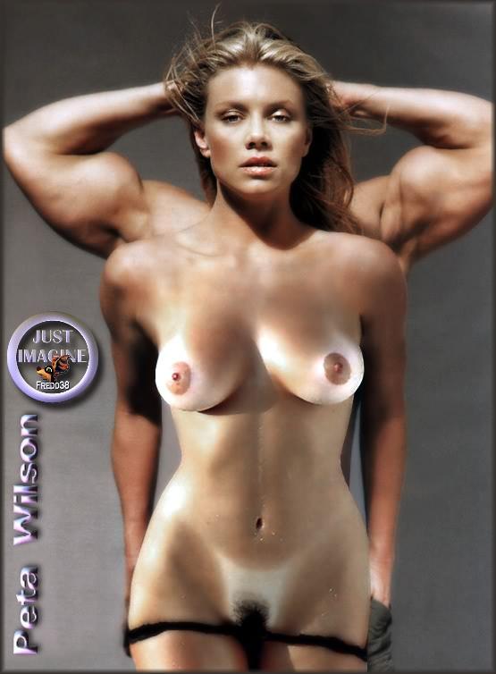 Пета уилсон фото голая